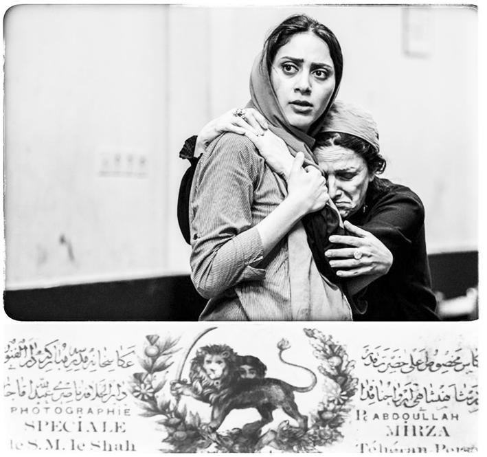 خبرگزاری موج:مونا فرجاد شیرهای خان بابا سلطنه