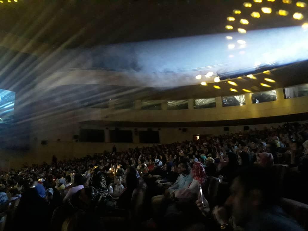 کنسرت روزبه بمانی در برج میلاد
