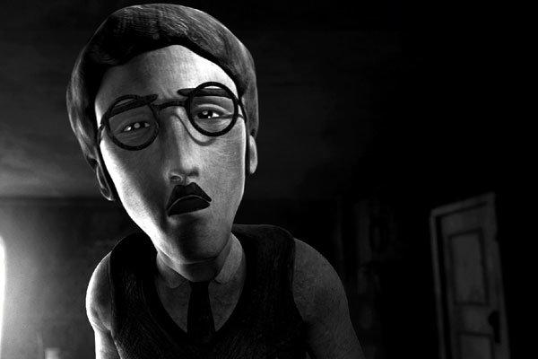 انیمیشن پیشخدمت