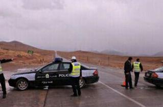 تشکیل قرارگاه پلیس در سمیرم