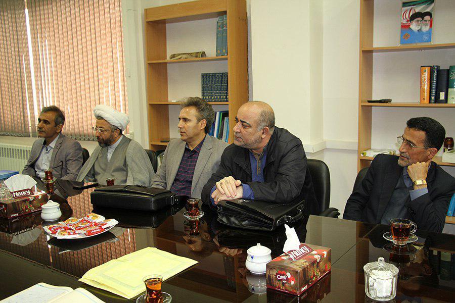 جانبازان دانشگاه آزاد اسلامی واحد رشت