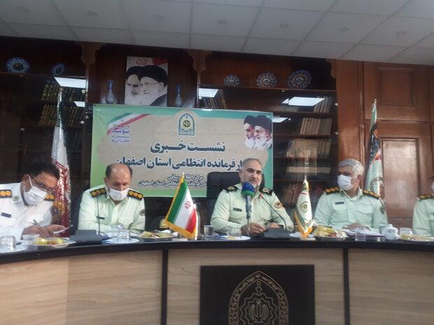 نیروی انتظامی اصفهان