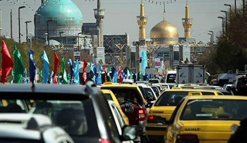 ورود به شهر مشهد اکیدا ممنوع است