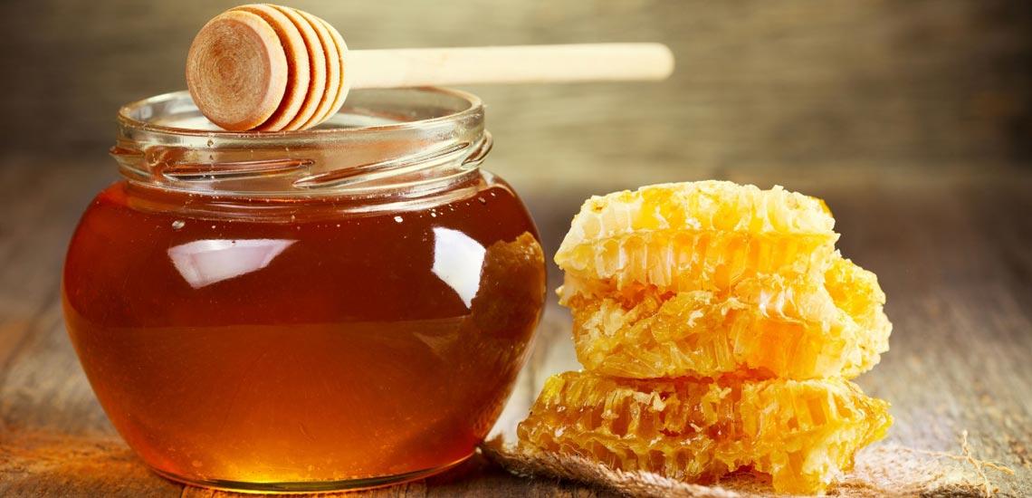 پودر عسل