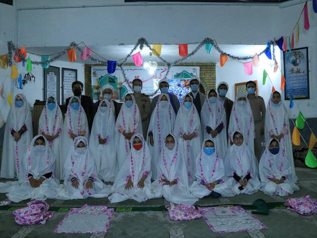 جشن تکلیف نوشهر