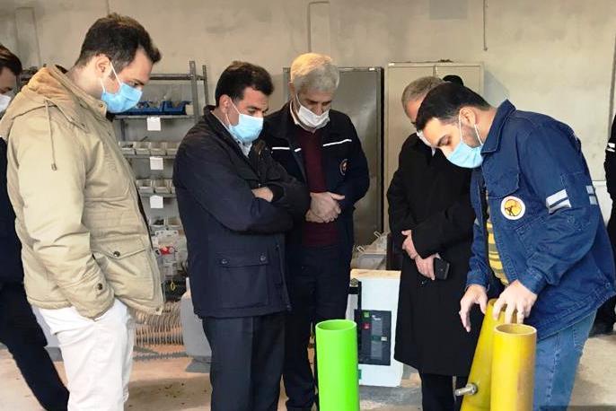 شرکت توزیع نیروی برق غرب مازندران