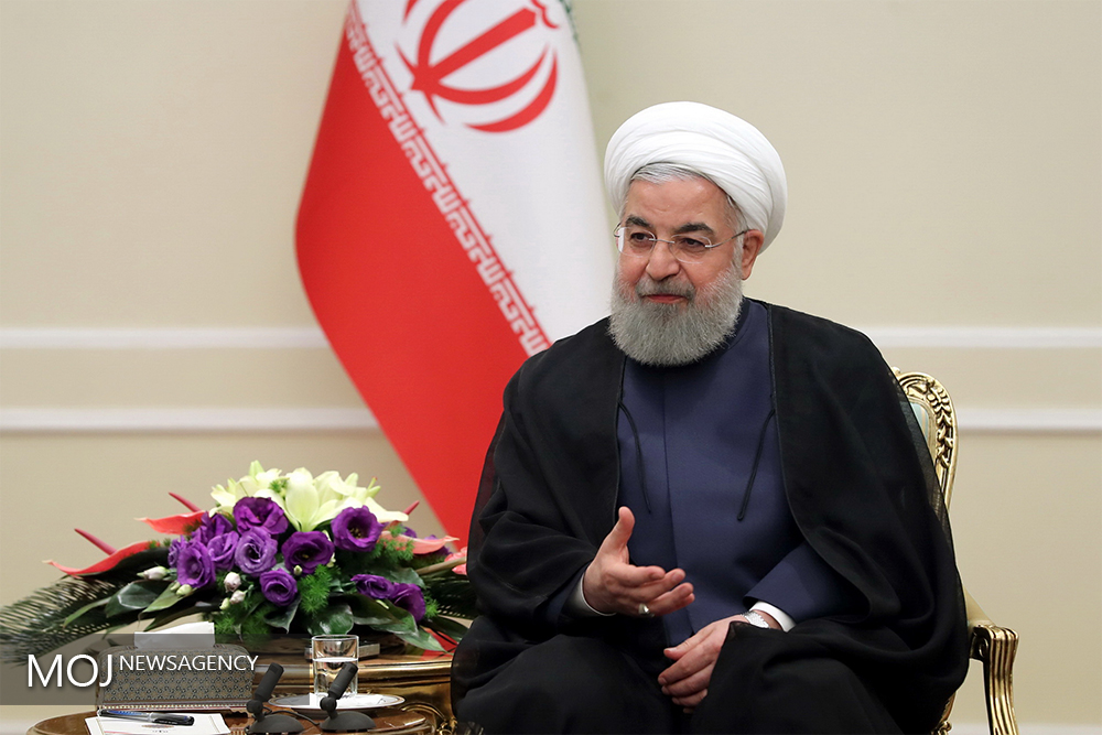 حسن روحانی رییس جمهوری