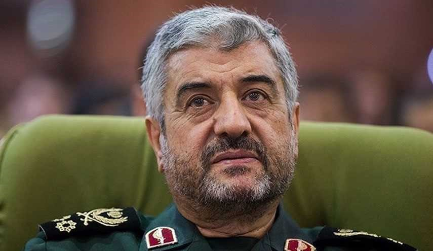 فرمانده سپاه پاسداران