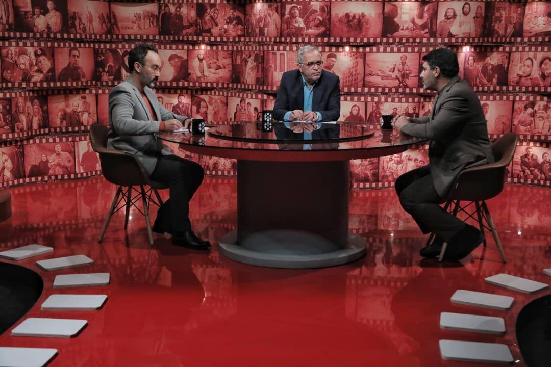 محمد حسینی و محمدرضا مقدسیان در برنامه هفت