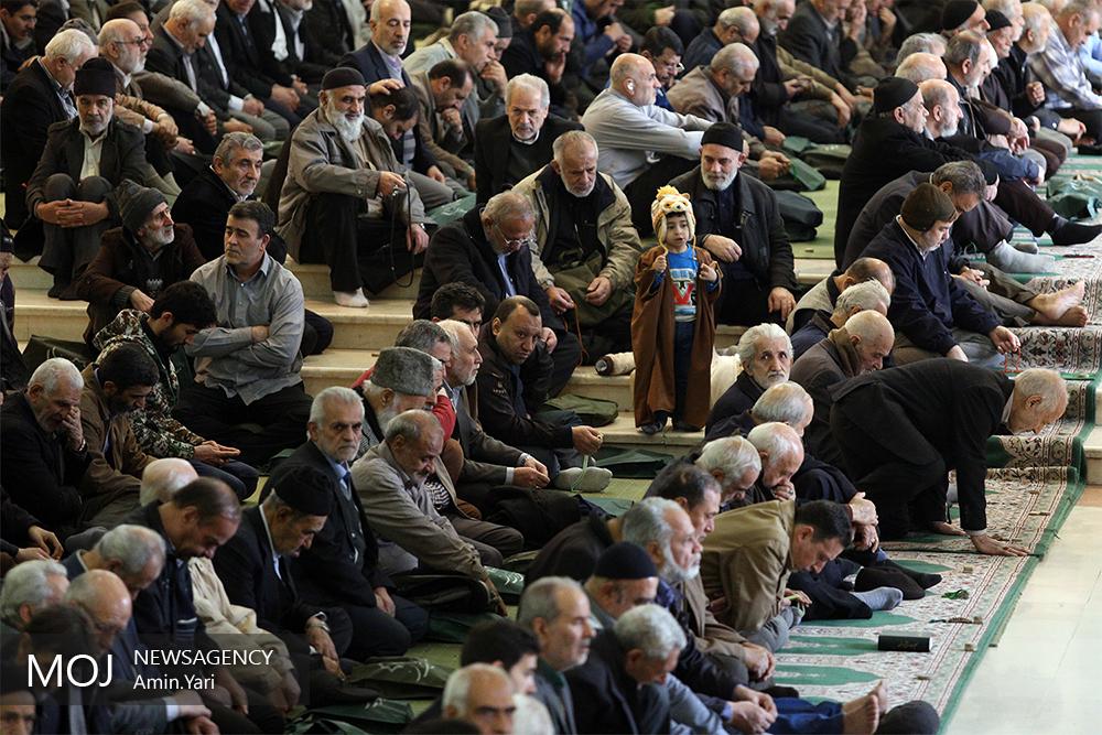 نماز عبادی سیاسی جمعه