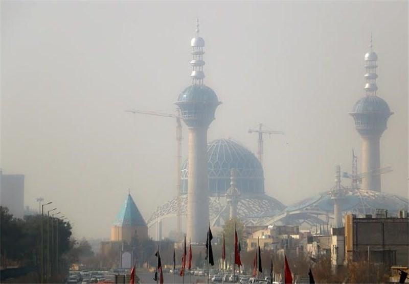 اصفهان- هوای ناسالم 2