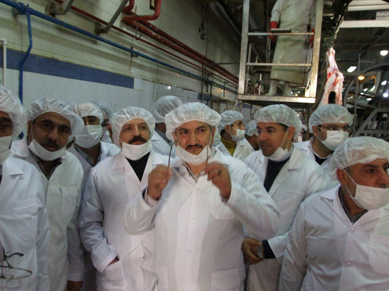 کشتارگاه صنعتی مشهد