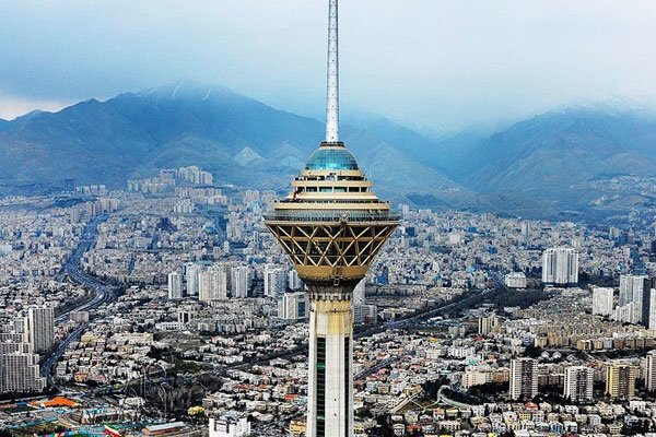 کاهش 5 درجه ای هوای تهران