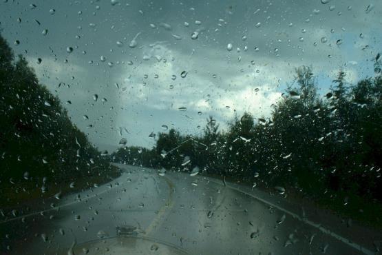 کاهش باران