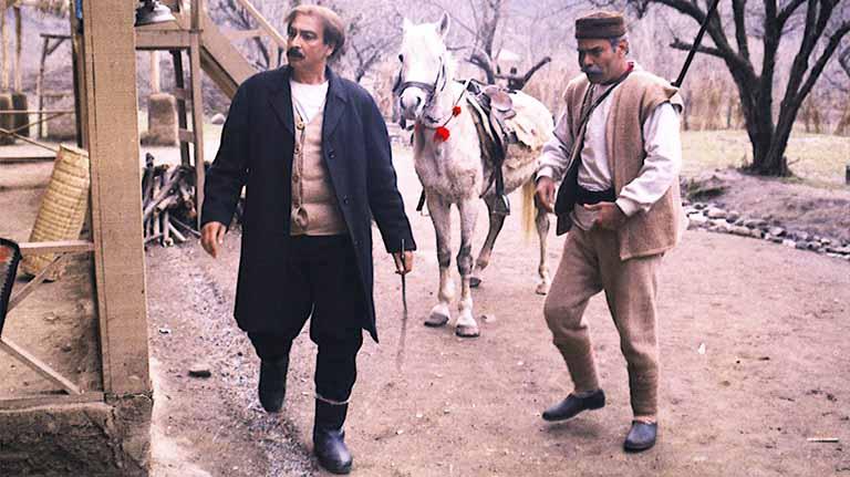 محمود پاک نیت در سریال پس از باران