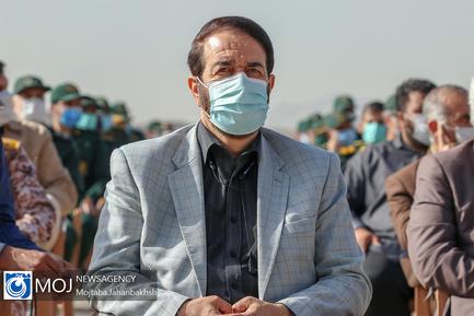 تشییع سردار حجازی