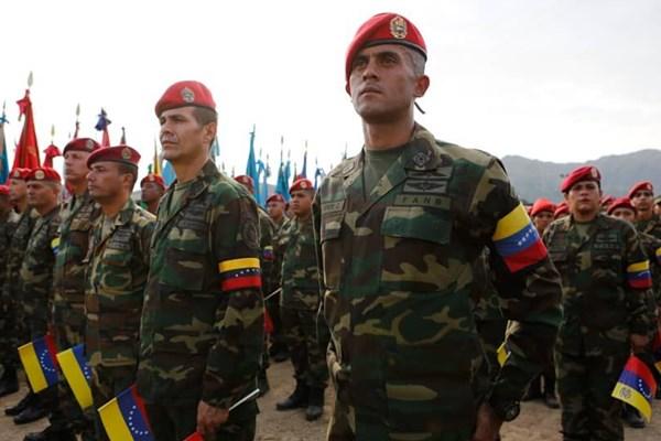 ارتش ونزوئلا