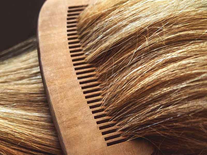 ریزش مو در دوران بارداری2