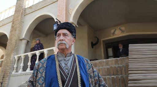 محمود پاک نیت در سریال جشن سربرون