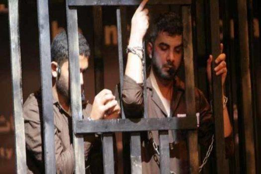 بازداشت فلسطینی ها توسط صهیونیست ها