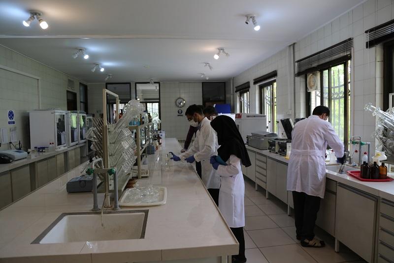 آزمایشگاه آبفا اصفهان