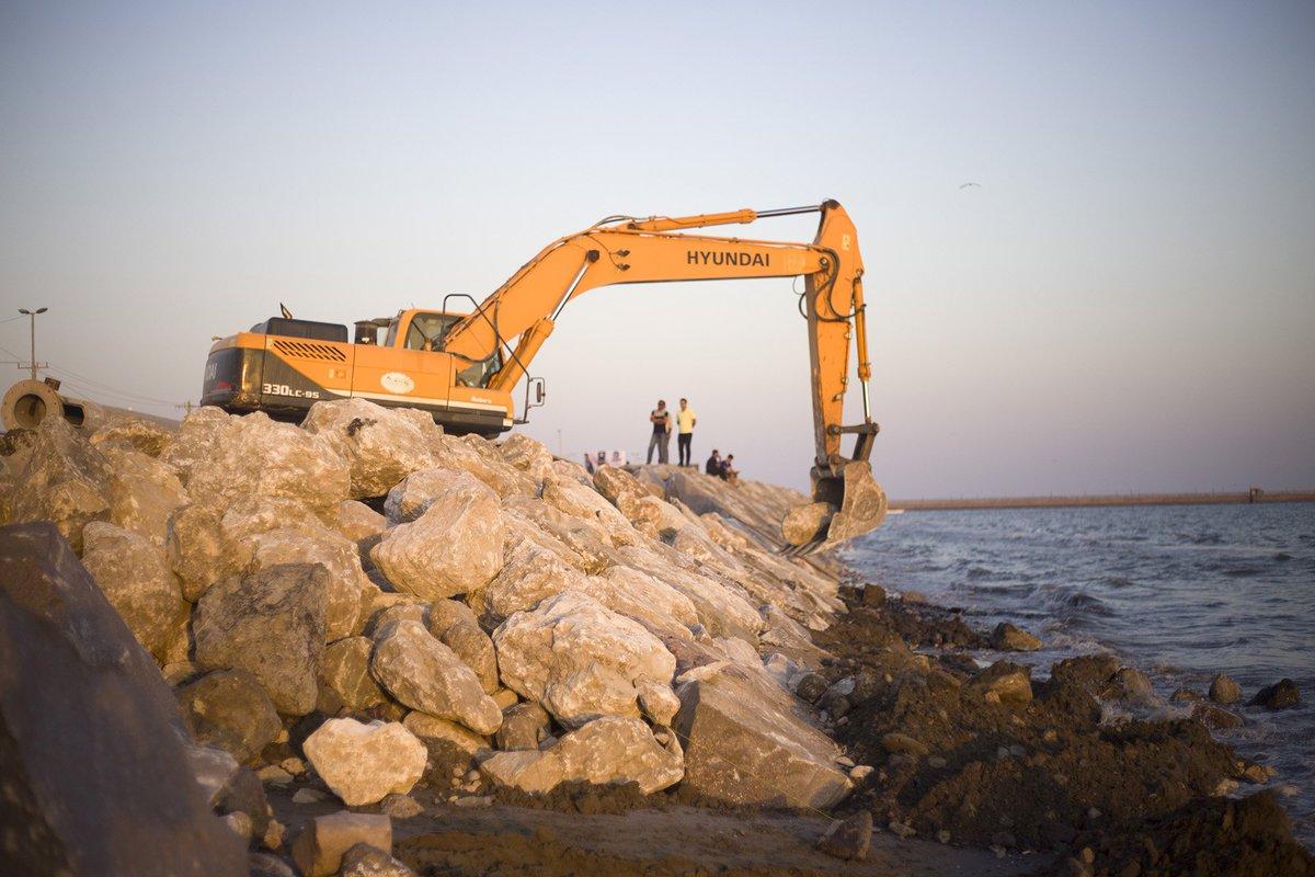 ساخت موج شکن
