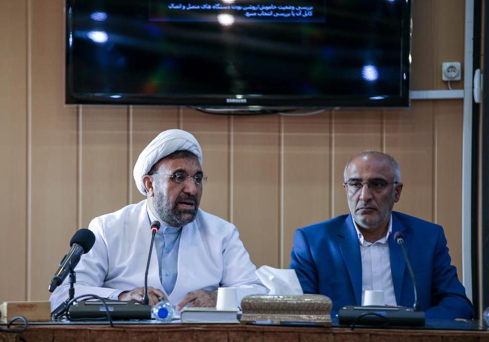 استاندار فارس در جلسه شورای سیاستگذاری ستاد بزرگداشت چهلمین سالگرد پیروزی انقلاب اسلامی