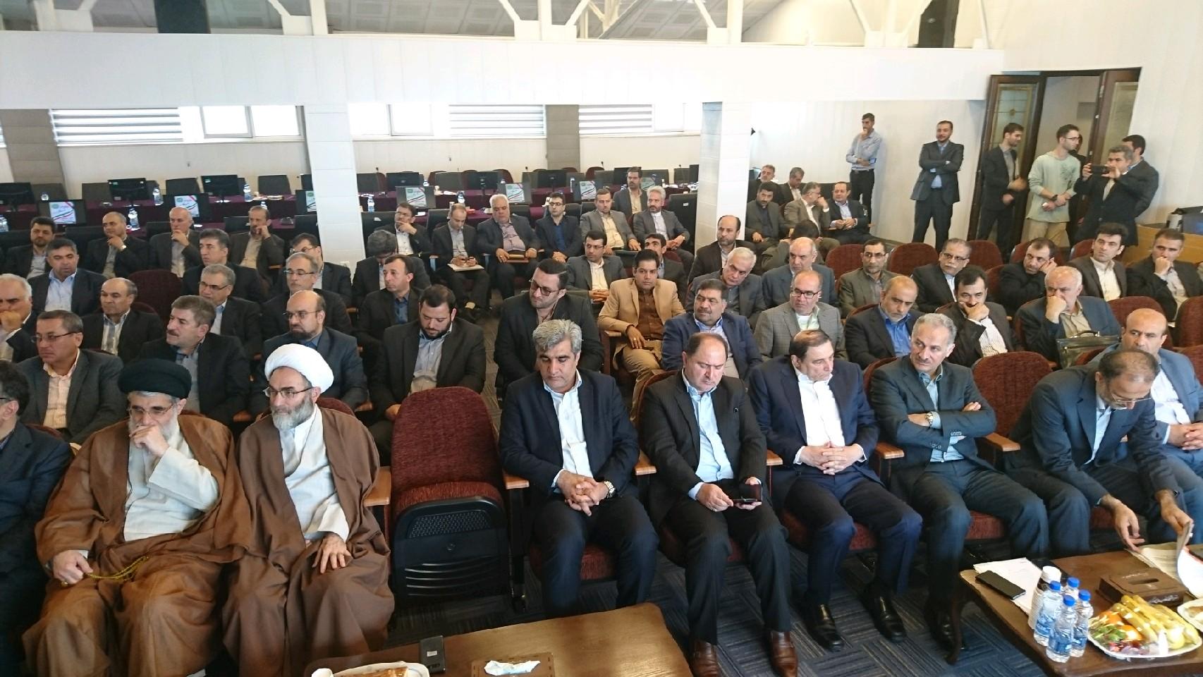 اجلاس مدیران مالیاتی کشور