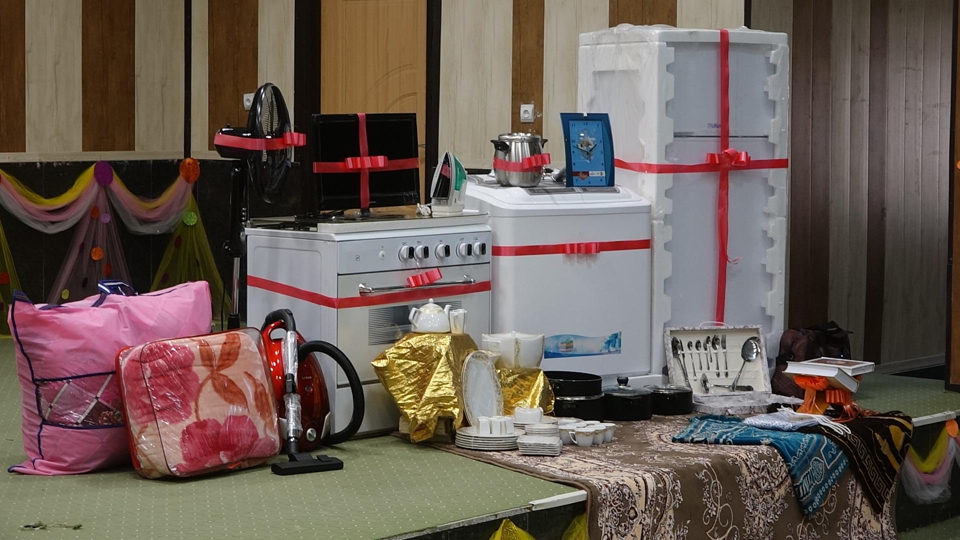 اختصاص ۱۵۰ میلیون تومان کمک هزینه جهیزیه برای زوجهای نیازمند خراسان شمالی