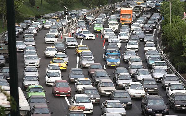 محدودیت های ترافیک