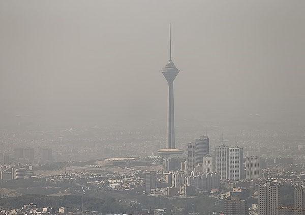 شاخص کنترل کیفیت تهران