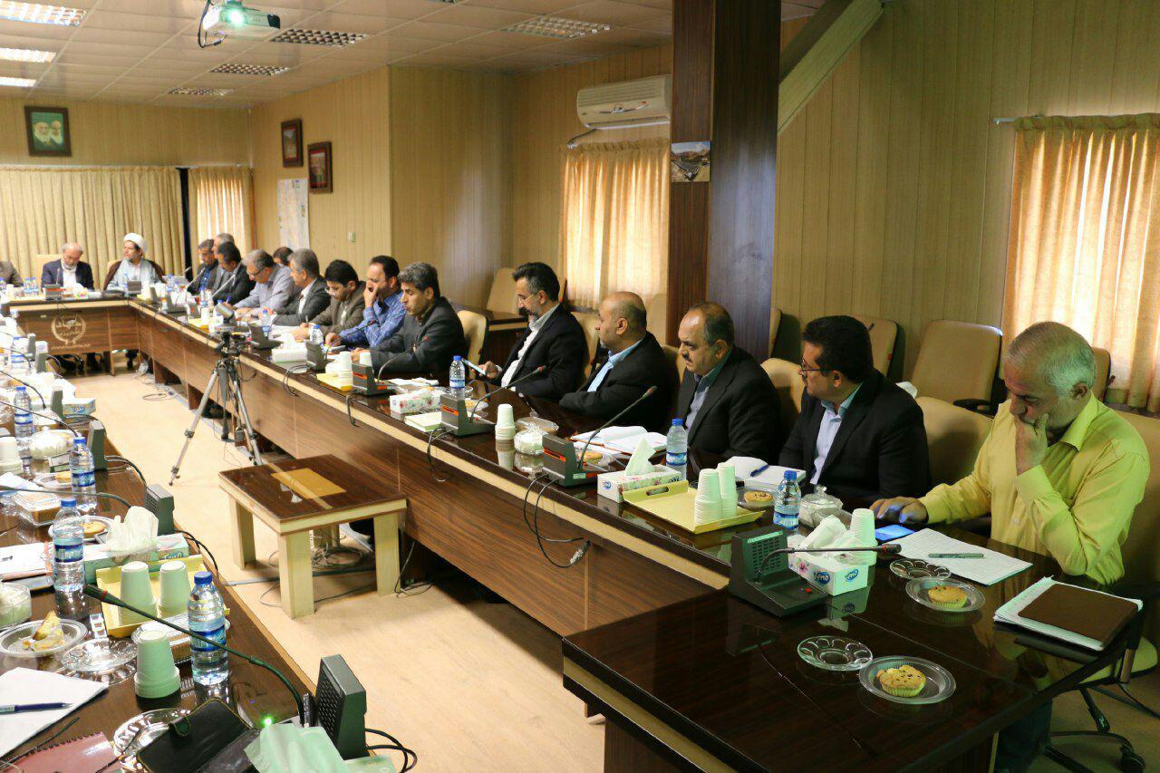 شورای مدیران جهاد کشاورزی کردستان