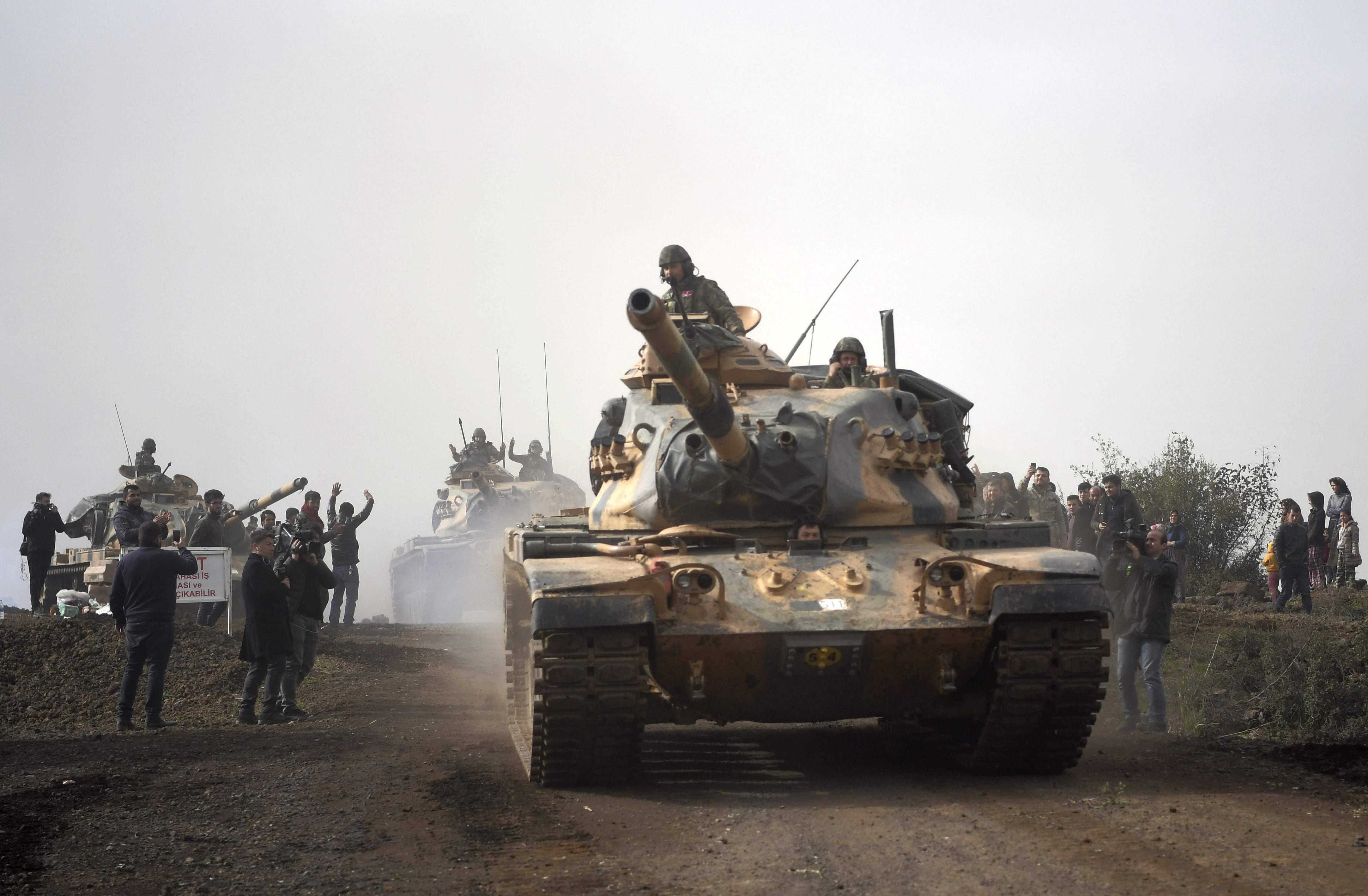 حضور داعش در سوریه