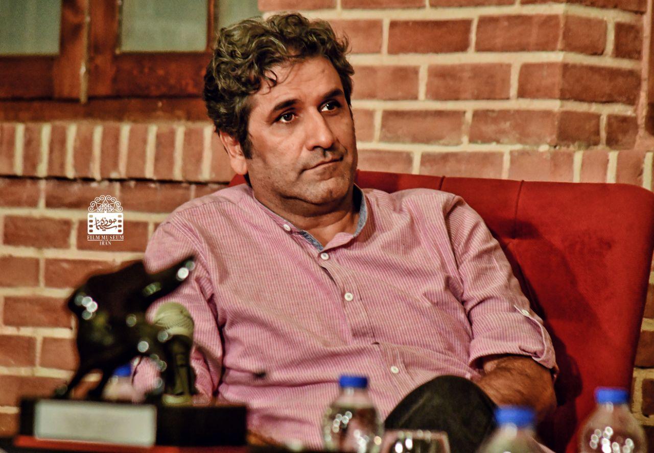 احمد بهرامی در نشست نقد و بررسی«دشت خاموش» در موزه سینمای ایران
