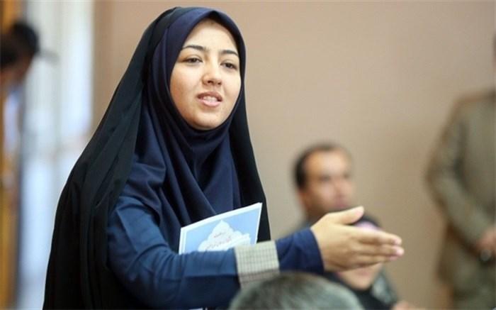 نظر زهرا سعیدی مبارکه درباره انتخاب مدیران زن