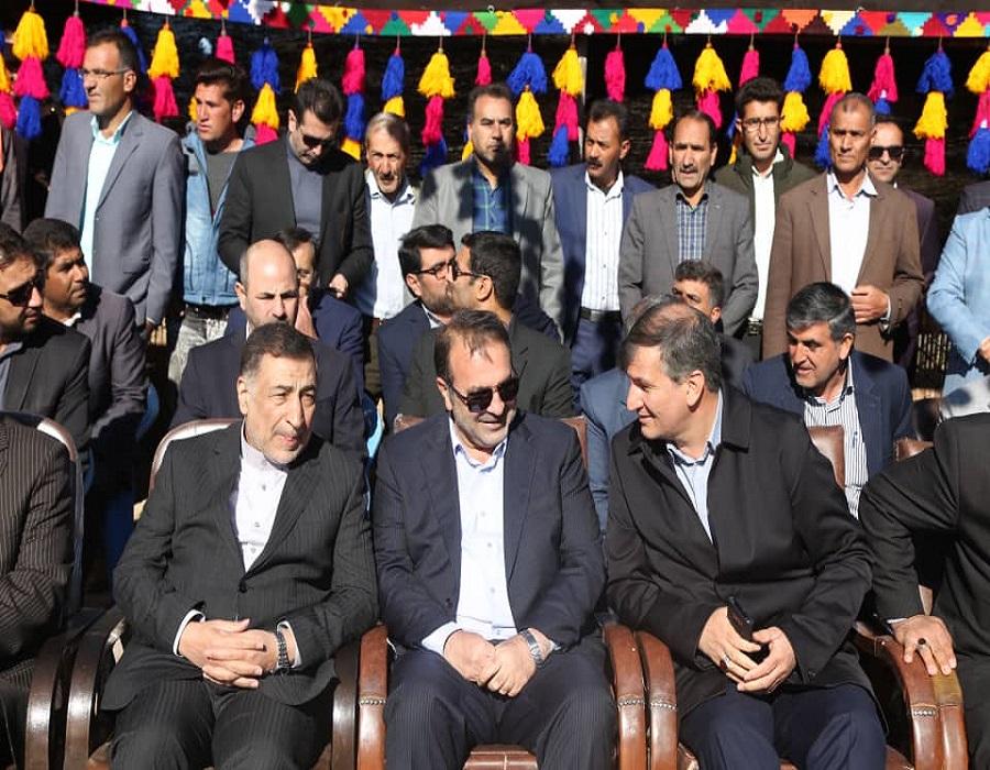 پروژه گازرسانی به ۲۲ روستا درشهرستان مرودشت