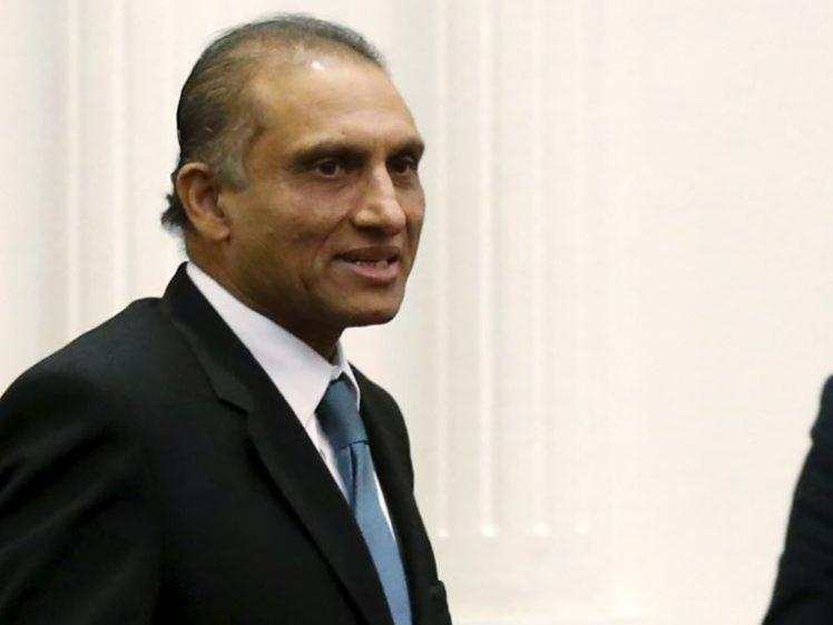 اظهارات سفیر پاکستان در واشنگتن در مورد افغانستان