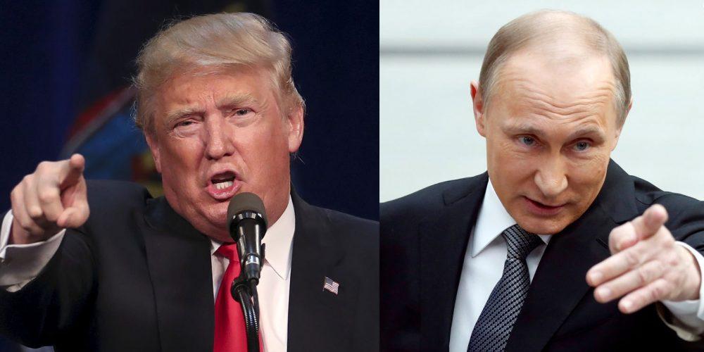 تاثیر روابط ترامپ با روسیه بر ایران