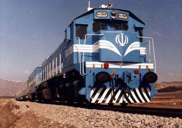 اولین قطار به کرمانشاه