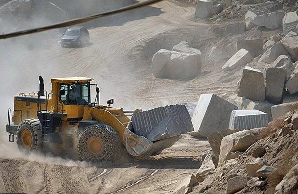 معدن سنگ