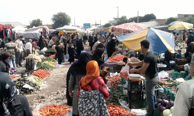 بازارهای روستایی