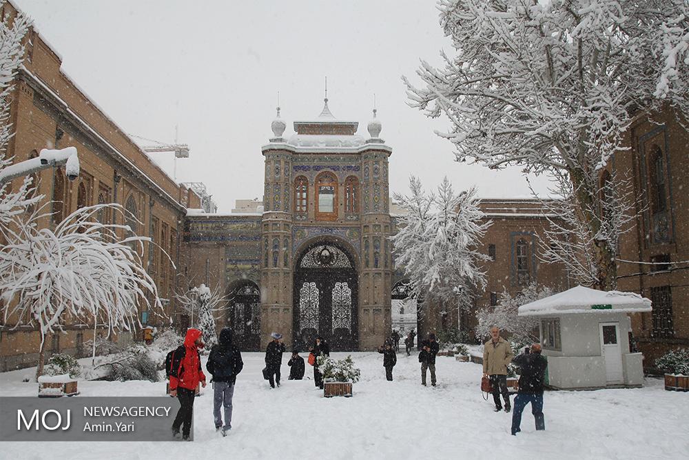 دانشگاهها و مدارس تهران