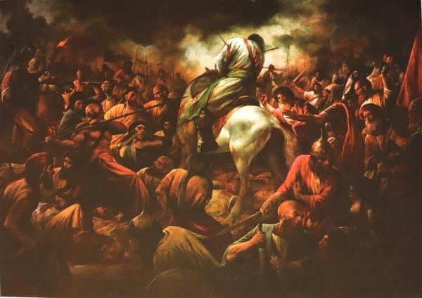 عرش بر زمین افتاد حسن روح الامین