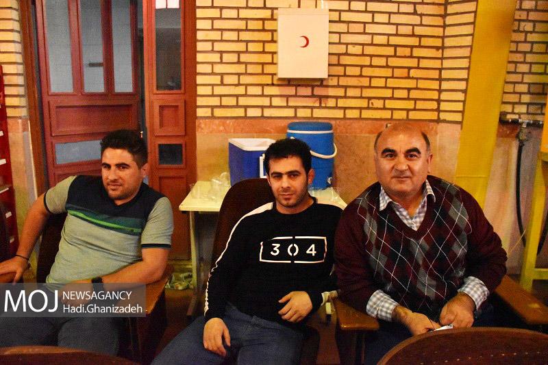 اردوی تیم ملی کشتی آزاد اردبیل 2