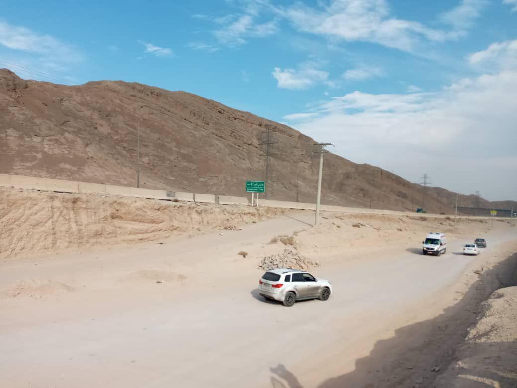 زیر گذر اصغرآباد