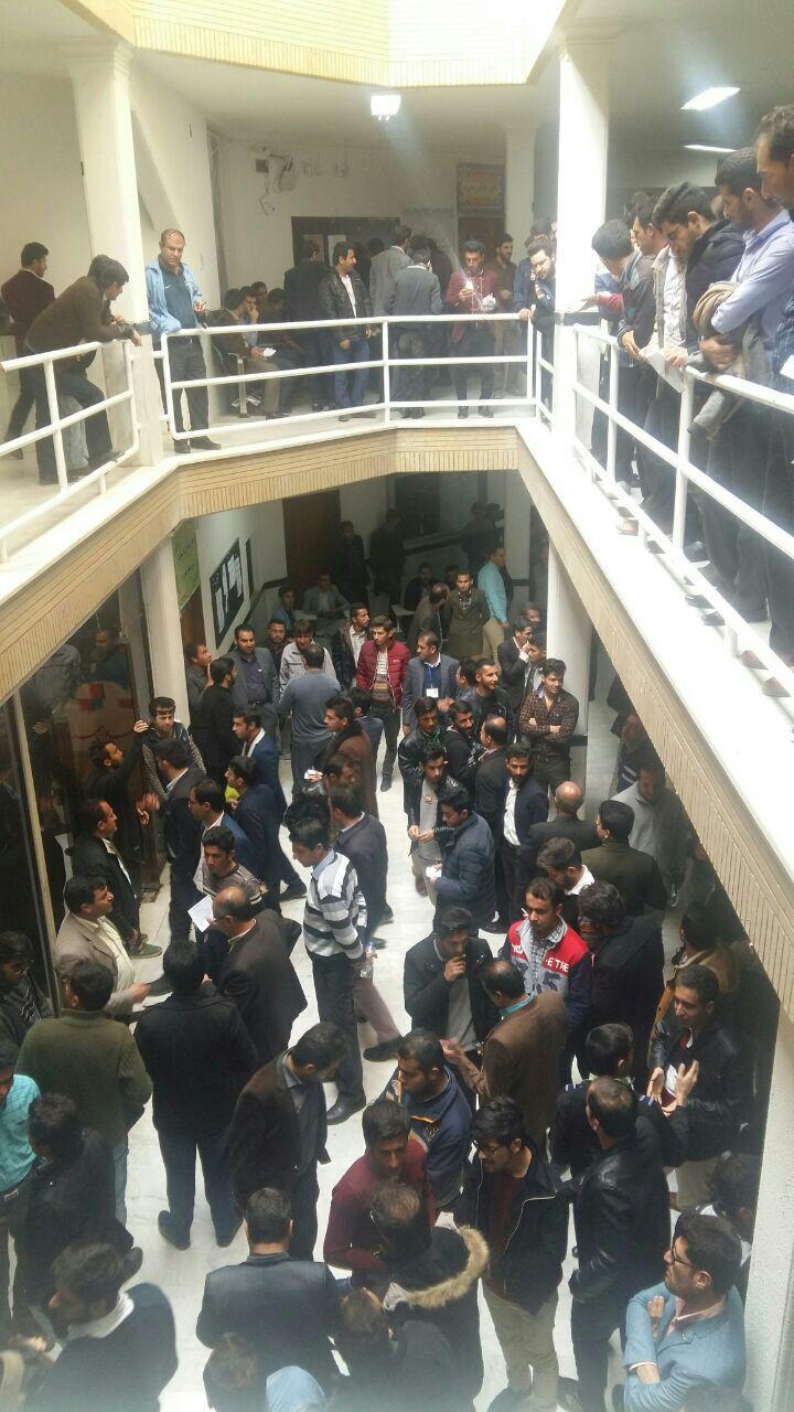 اعتراض دانشجویان (2)