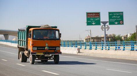 پل شهید سلیمانی 3