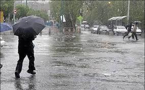 بارش ها تا یکشنبه در کرمانشاه فعال است