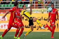 تغییر ساعت دیدار  دو تیم فولاد خوزستان و  سپاهان اصفهان