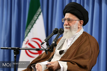 روحانی با رهبر معظم انقلاب دیدار کرد